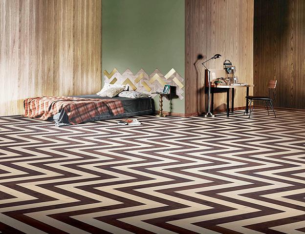 Engineered Wood Flooring Collection with Mikasa Floors