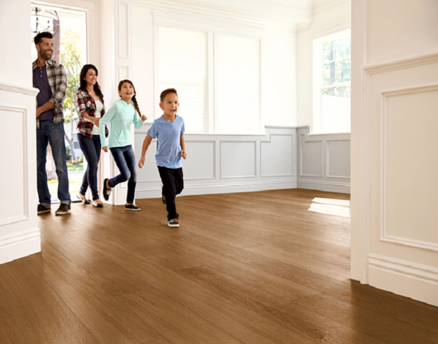 Caring of Real Wood Floors with Mikasa Floors