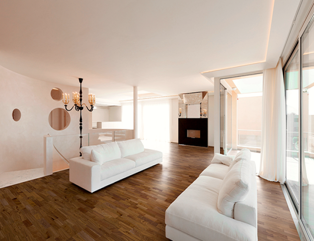 Wood Flooring Installation with Mikasa Floors