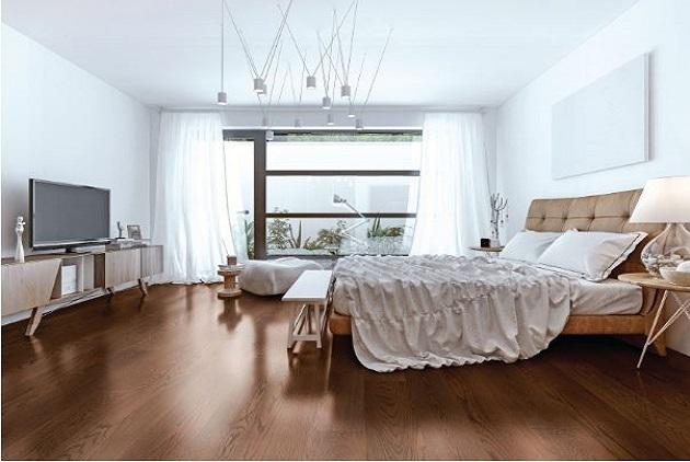 Engineered Wooden Flooring with Mikasa Real wood Floors