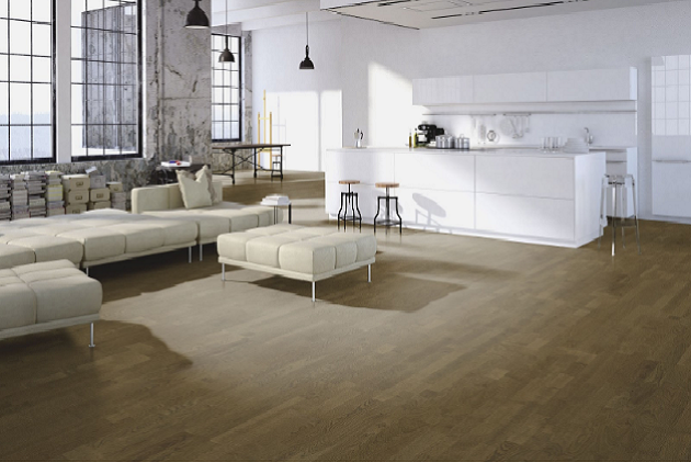 Real Wood as a Flooring Solution With Mikasa Floor