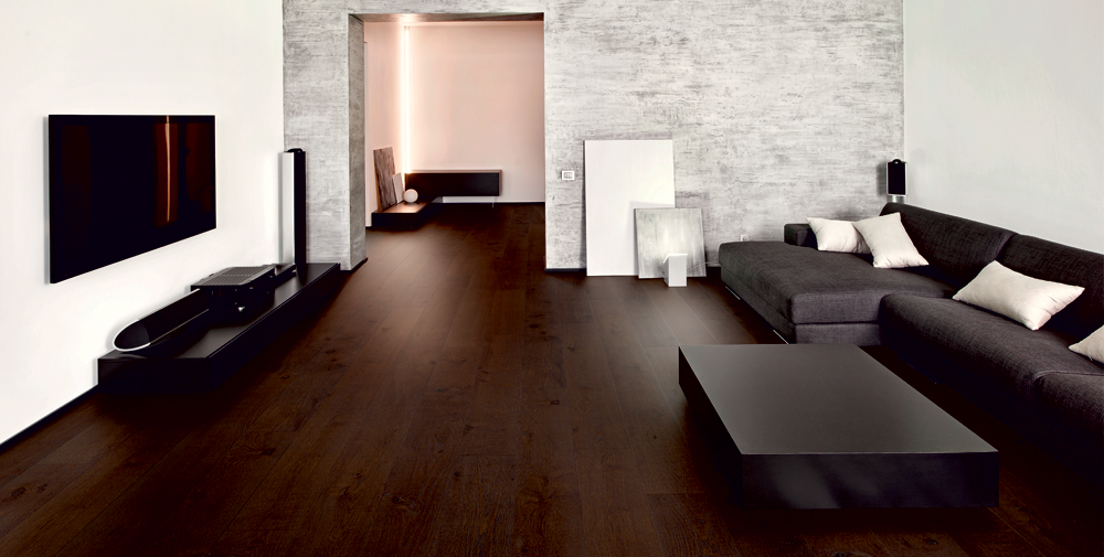 Mikasa - Oak Noir Engineered Wood Flooring 2