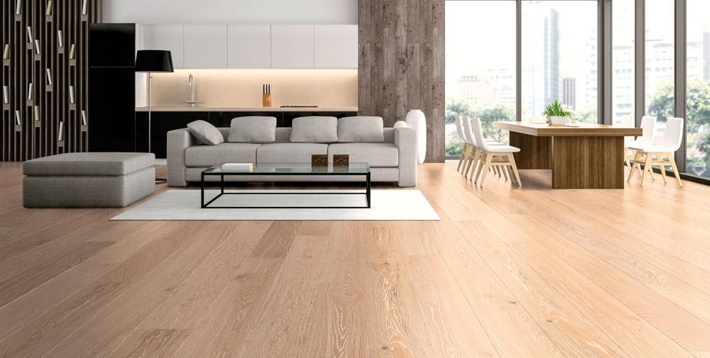 Mikasa - Oak Moonlight Wooden Flooring